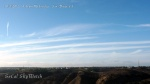 "10/3/12 San Diego 4:47pm - Chem ""cloud"" dumps fill the sky in north county."